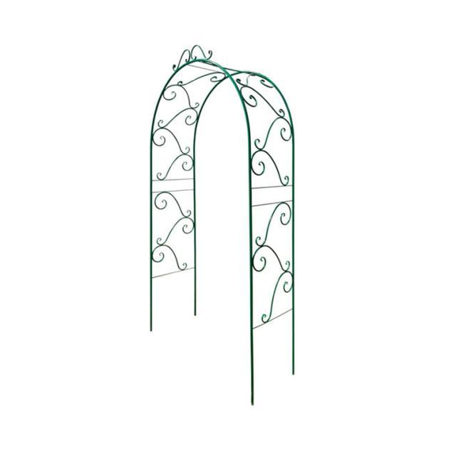 Арка садовая Завиток Воронеж. Купить недорогую садовую арку для дачи