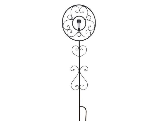 Опора для растений Подсолнух пергола с фонариком Воронеж. Купить недорогую садовую перголу для дачи