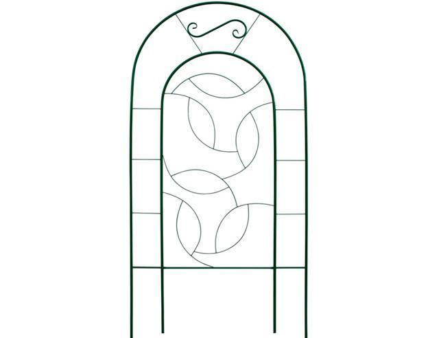 Пергола для цветов Дабл Воронеж. Купить недорогую садовую перголу для дачи