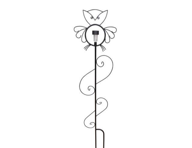 Опора для растений Сова пергола с фонариком Воронеж. Купить недорогую садовую перголу для дачи