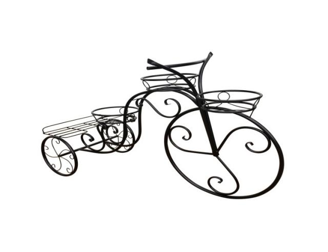 Садовая цветочница Велосипед Чопер Воронеж. Купить недорогую садовую декоративную фигуру для дачи